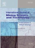 礦業科學技術學報(英文版)